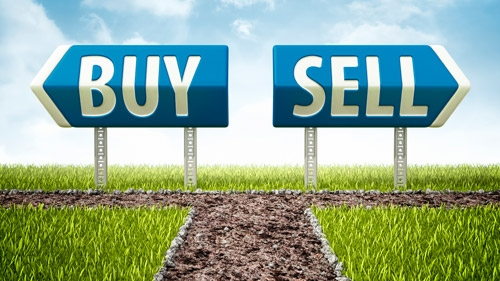 Don't Confuse Buying and Selling!
