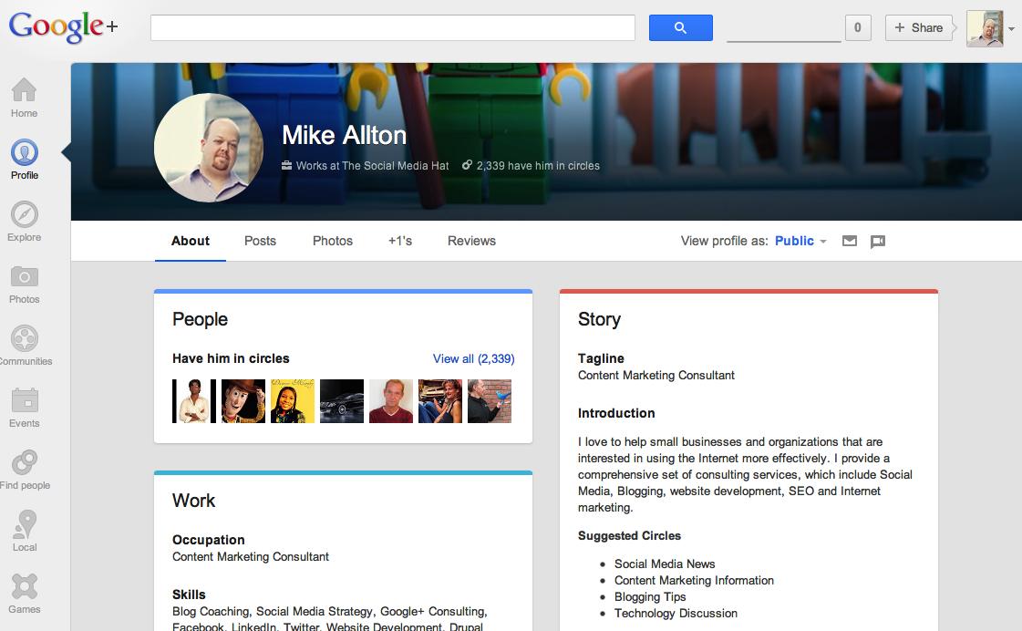 Google-Plus-Profile