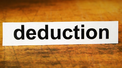 Don't Miss These Small Business Tax Deductions