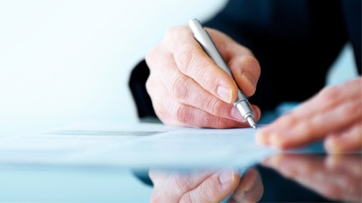 What is the best way to implement electronic signatures?