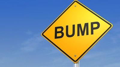 Brand Bump Ahead!