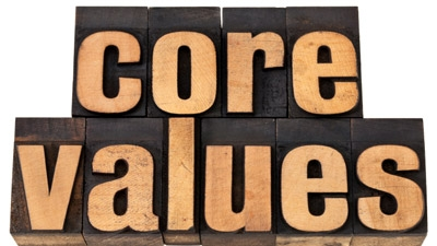 Core Values Are the Key to Customer Service