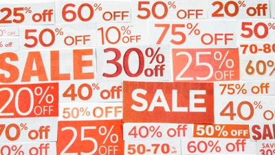 If the Customer Doesn't Want to Buy, Discounts Won't Help