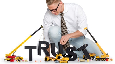 The One and Only Way to Rebuild Trust