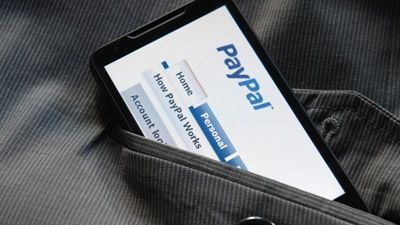 PayPal and Customer Management Package