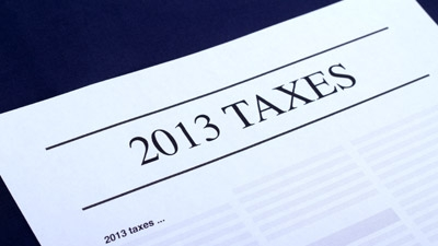 Maximize Tax Deductions Now to Save on 2013 Taxes