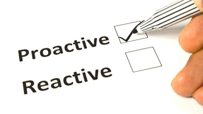Proactive vs. Reactive Customer Service