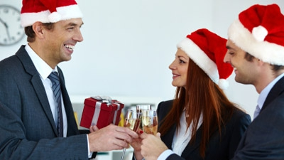 Hone Your Networking Skills During the Holidays
