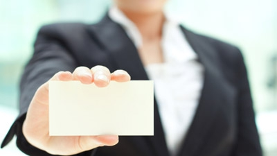Why We Still Need Business Cards