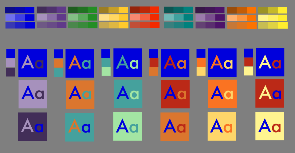 Example Palettes