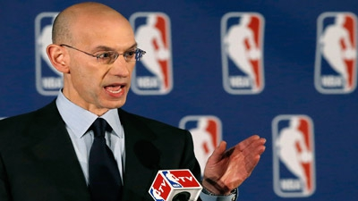 How Adam Silver Aced His First Leadership Test
