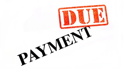 What to do When the Payment is Overdue?