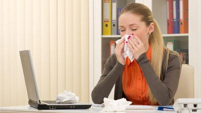 Sickness in the Workplace: 7 Ways to Reduce the Impact on Your Business