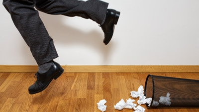 Is Your Office an Injury Waiting to Happen?