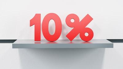 Create a Ten Percent Profit Model