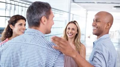 10 Simple Tips for Successful Informal Networking