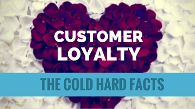 Customer Loyalty: The Cold Hard Facts