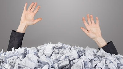 Is Your Small Business Going Paperless?