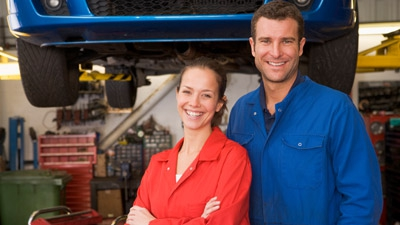 All in the Family: Running a Small Business Together