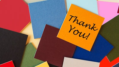 5 Great Ways to Say Thanks to Your Customers