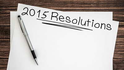Find Greater Success: 7 Small Business Resolutions for 2015