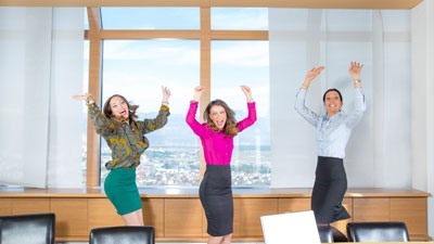 Jump In: This Could Be the Year for Women Business Owners