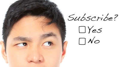 Subscription Business Models Are Startup Favorites