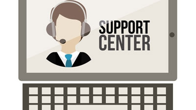 An Opportunity to Walk in the Customer Support Center's Shoes