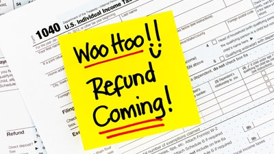 How Can Your IRS Tax Refund Benefit Your Small Business?