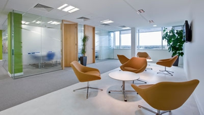 Office Design Lessons from Innovationland