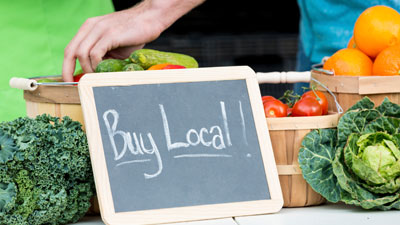 The Importance of the Hyper-Local Economy