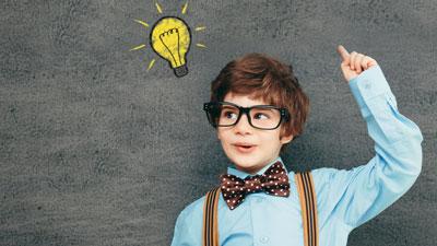 Where Do Powerful Ideas Hide?
