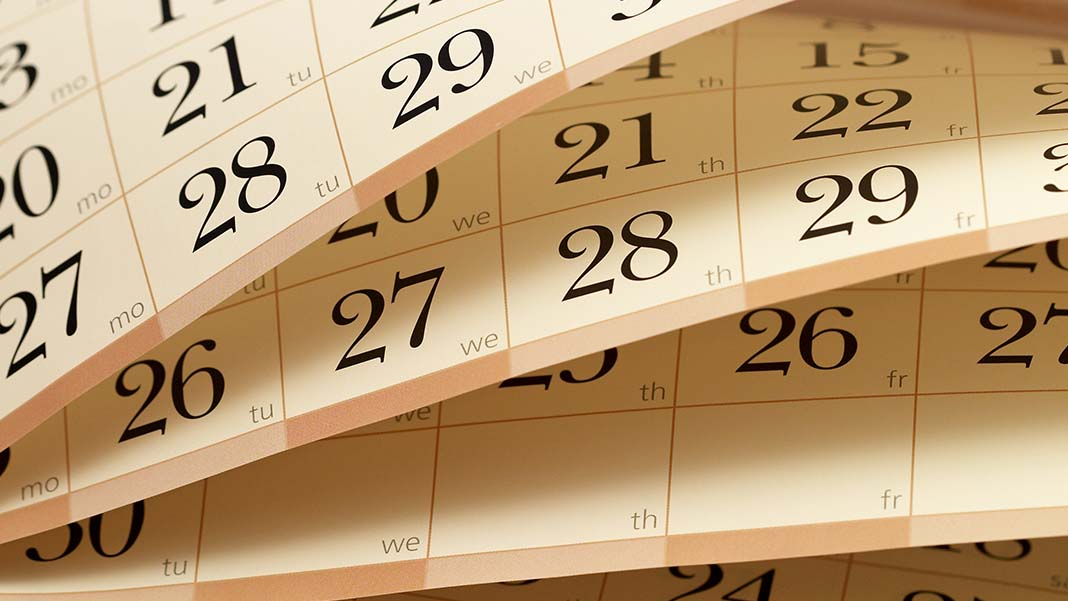Mark Your Calendar: New Deadlines for IRS Business Taxes