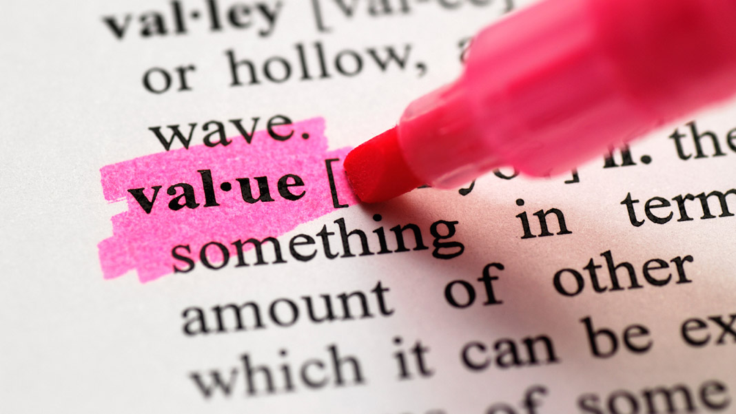 Value Creation as a Form of Discounting