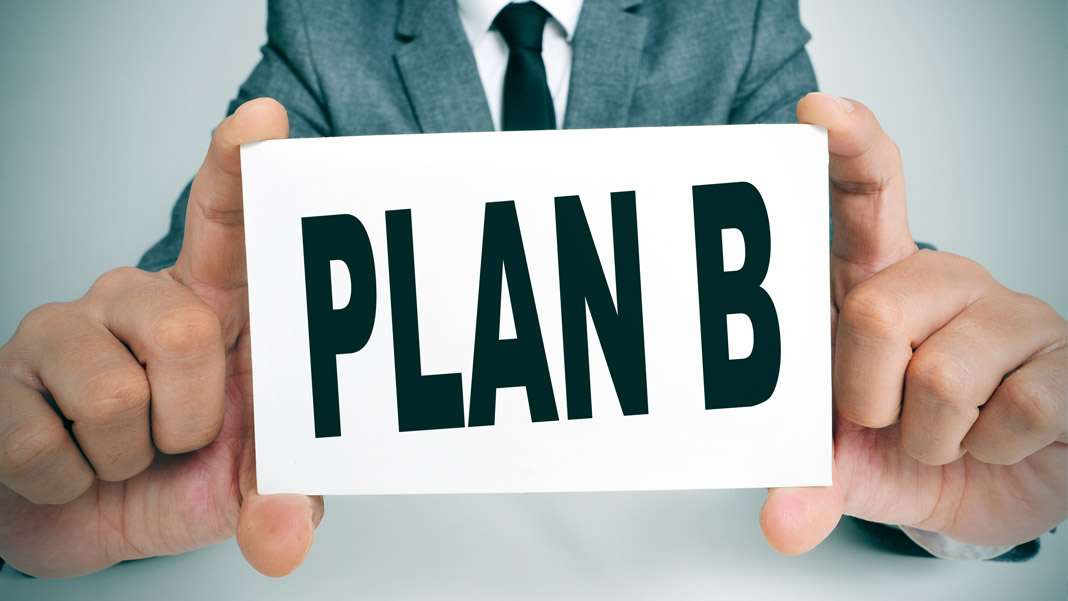 You Need a Contingency Plan for Every Part of Your Business