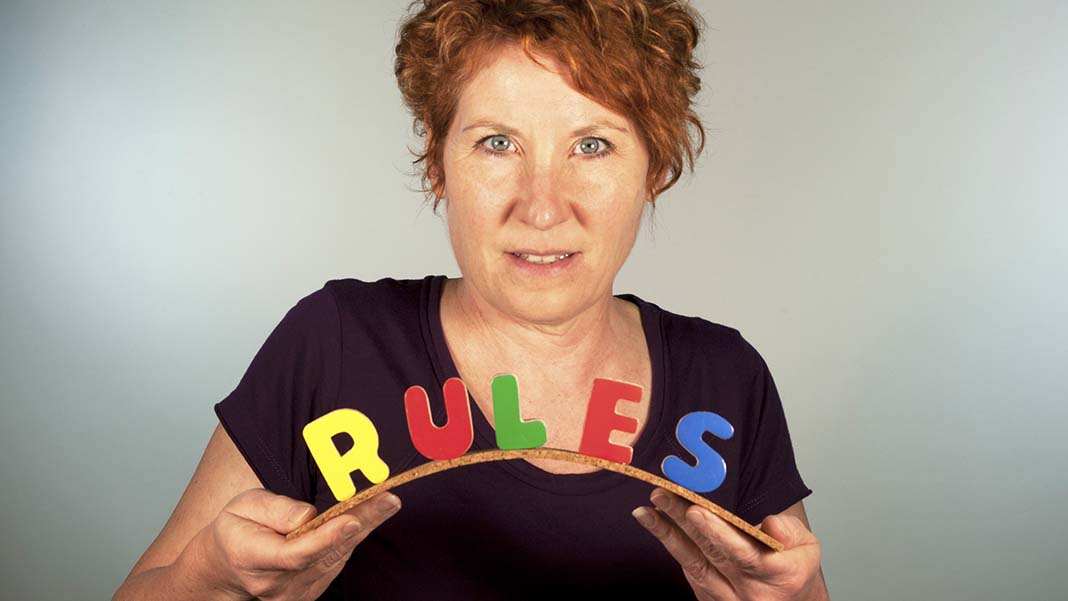 Bending the Rules in Customer Service