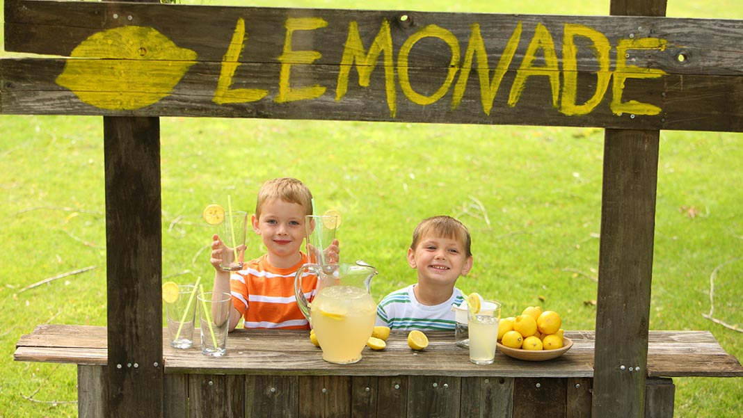 More Than Just a Lemonade Stand: How to Scale Your Small Biz