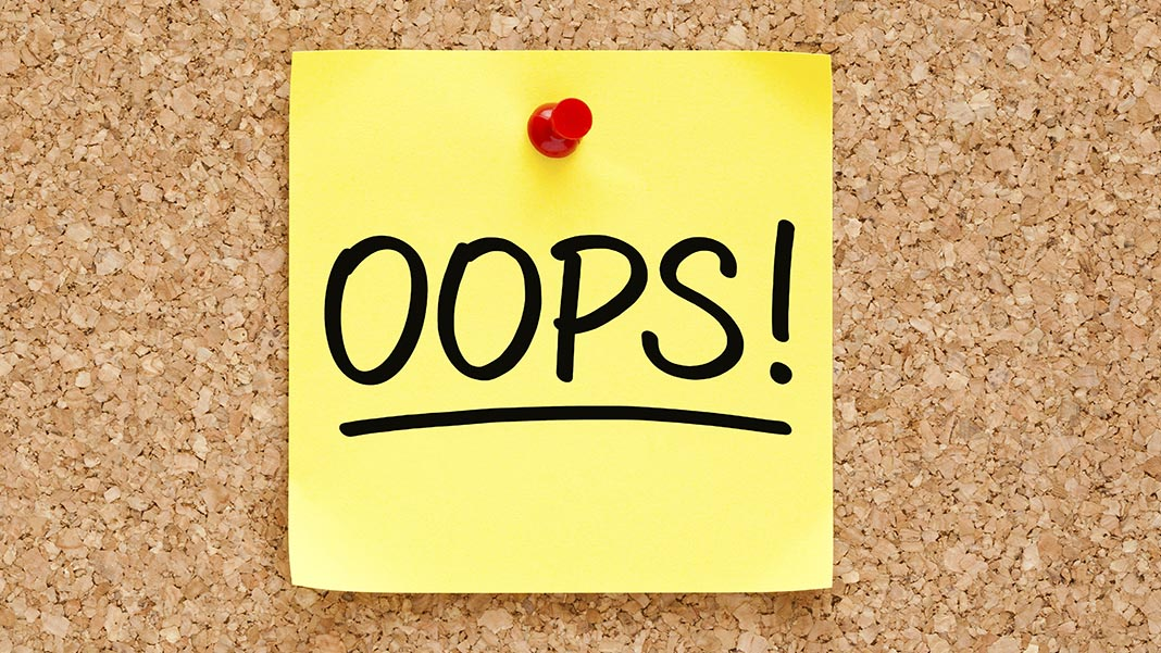 No Blunders! Avoid These 5 Startup Mistakes