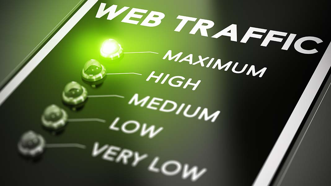 3 Ways to Boost Traffic to Your Small Business Website
