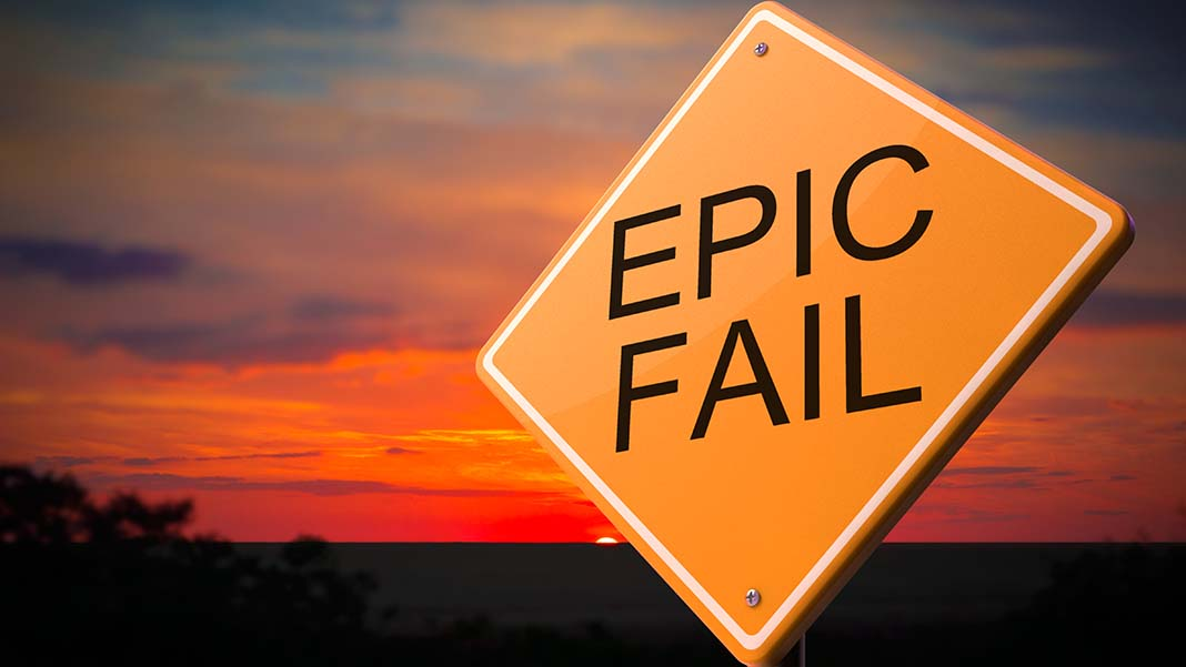 Need a Growth Strategy? Avoid These Epic Fails.