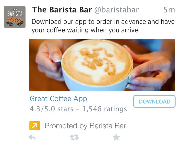 Horton Twitter Ads