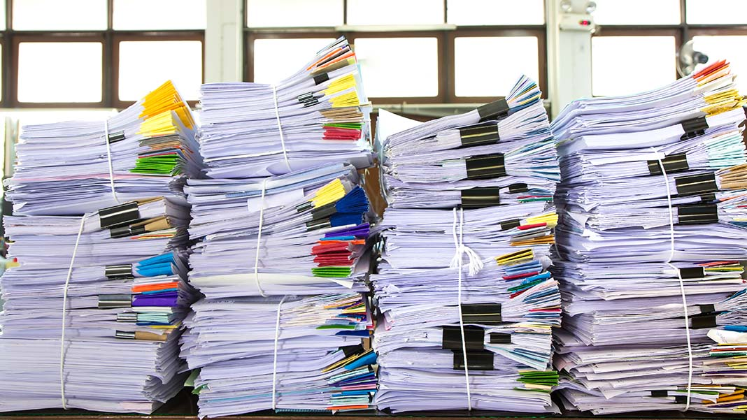 Top 7 Reasons Your Small Business Should Go Paperless