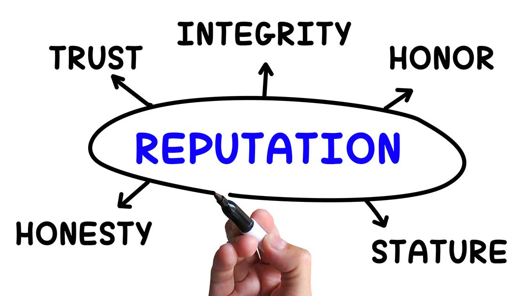 How is Your Corporate and Personal Credibility?