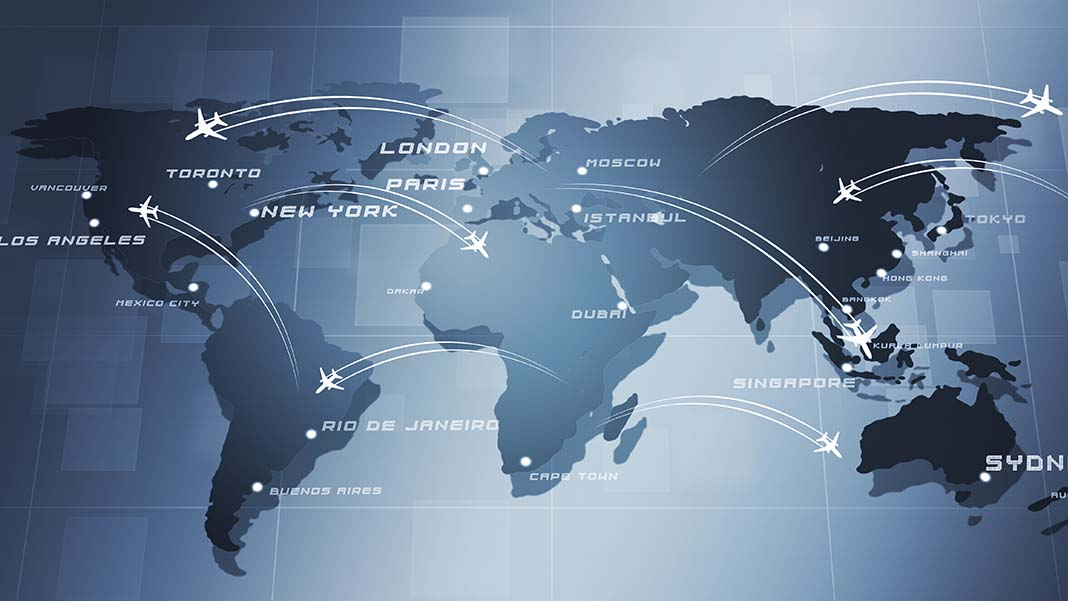Make An International Wire Transfer