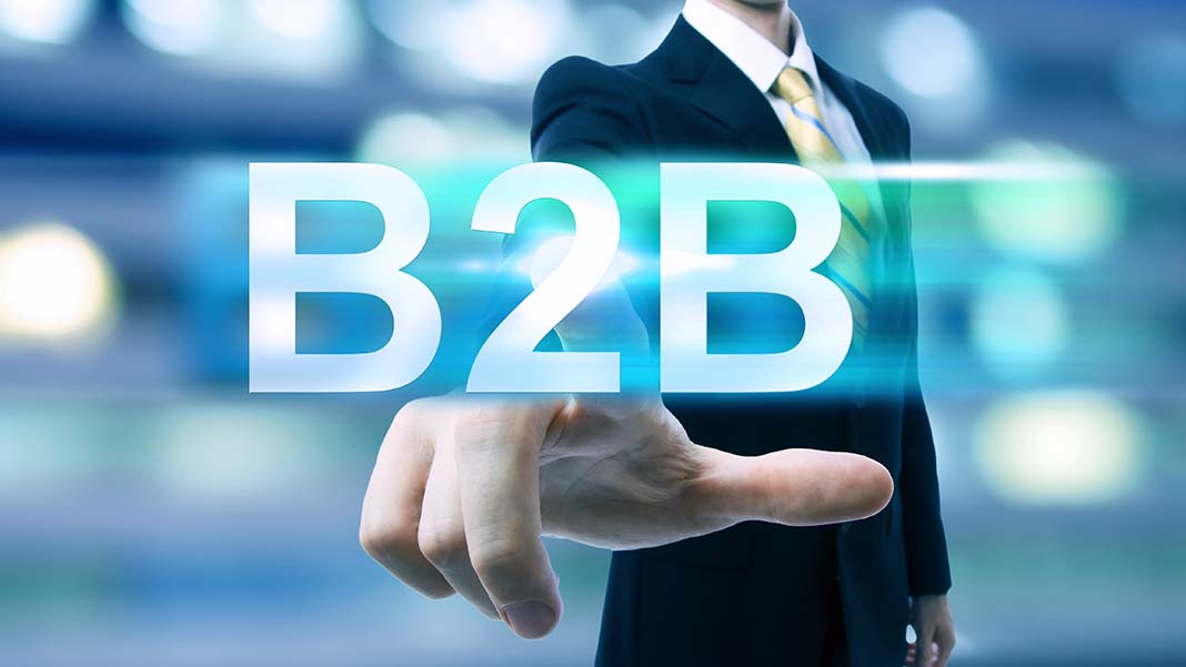 "Putting the ""B"" in B2B with Inbound Marketing"