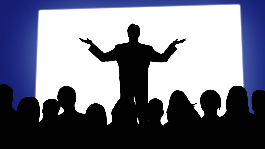 Tried and True Techniques of Public Speaking