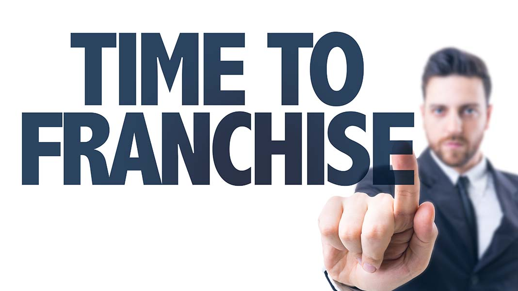 The Top 6 Franchise Industries Right Now