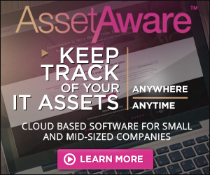 AssetAware – IT Asset Tracking