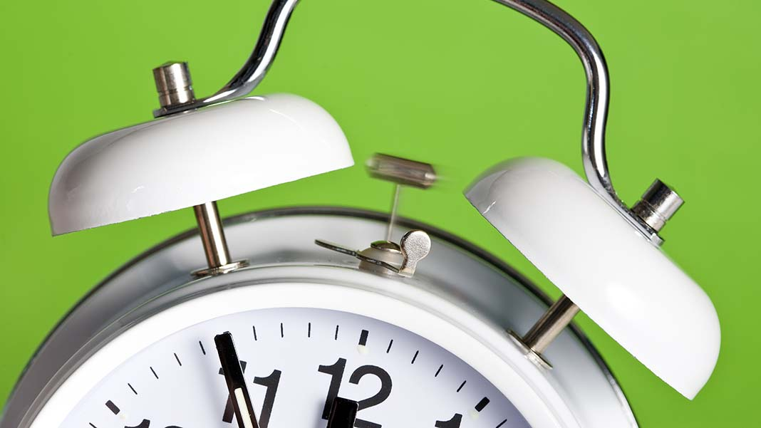 Time is Not on Your Side in Content Marketing