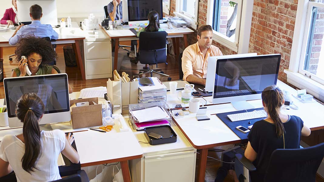 6 hot tips to create an office space your employees won 39 t